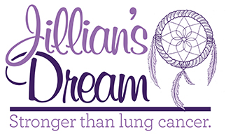 Jillian's Dream - raising awareness for lung cancer research